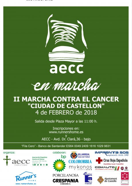 cartel contra el cancer miercoles 20
