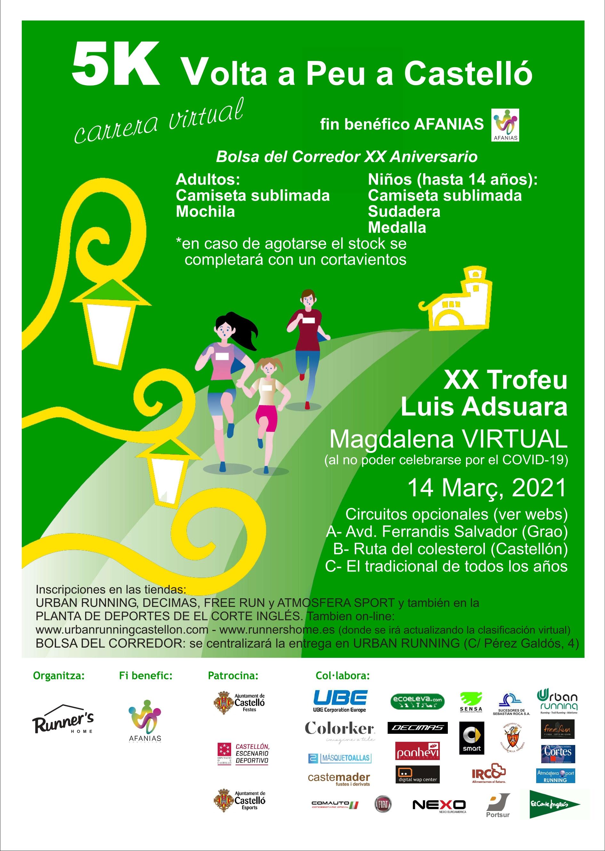 5K Volta a Peu a Castelló